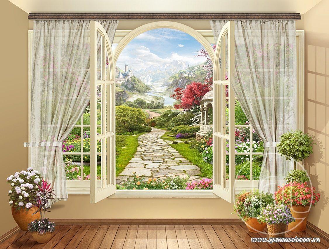Обои Disney Seven, Random Window, venice. Разное foto 9