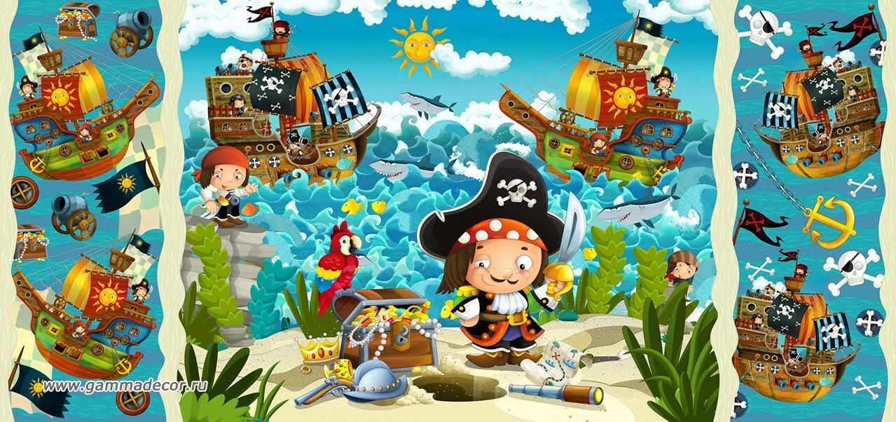 Пиратские темы картинки