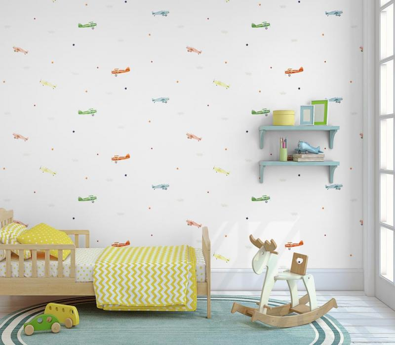 AdaWall Kids фото в интерьере 6