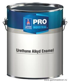 Эмаль Sherwin-Williams - PRO INDUSTRIAL Urethane Alkyd Enamel 3,8л
