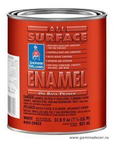 Грунтовка Sherwin-Williams - ALL SURFACE ENAMEL Alkyd Prime 0,95л